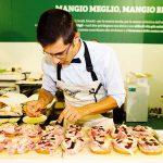 Pizza Bio e DOP  in Fiera del Levante – 11,12 Set 2016